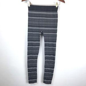 Lucky Brand Striped Leggings